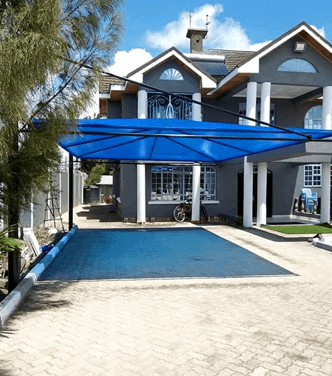 Car Parking Tents and shades supplier in Kenya